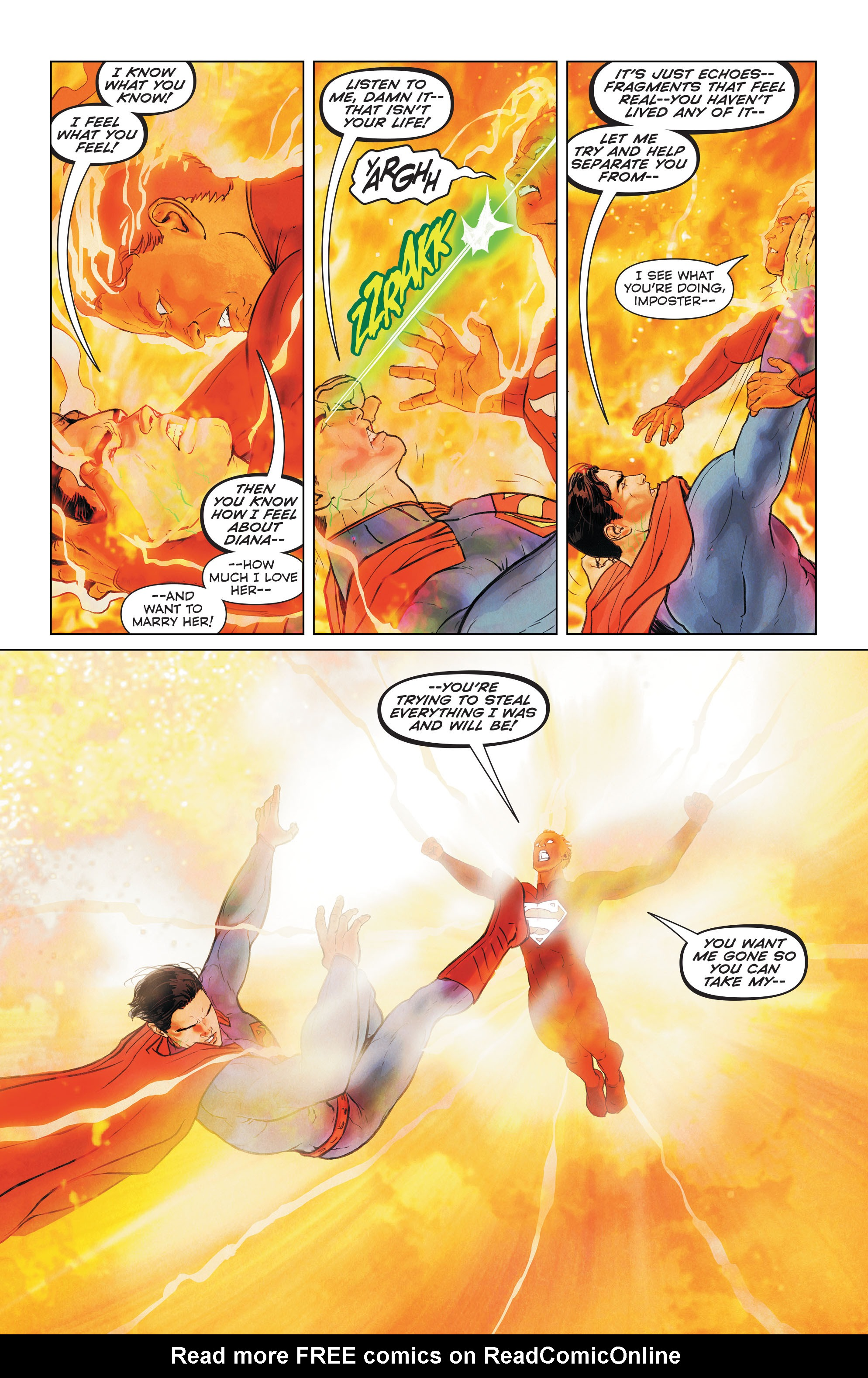 Read online Superman (2011) comic -  Issue #52 - 8