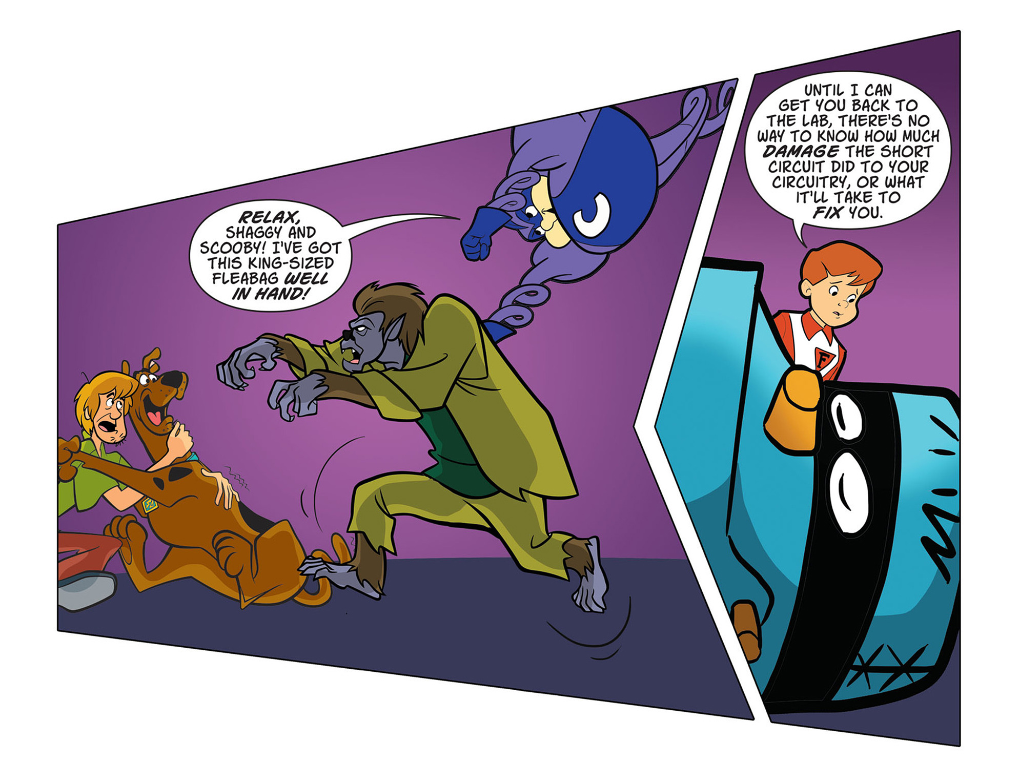 Read online Scooby-Doo! Team-Up comic -  Issue #44 - 18