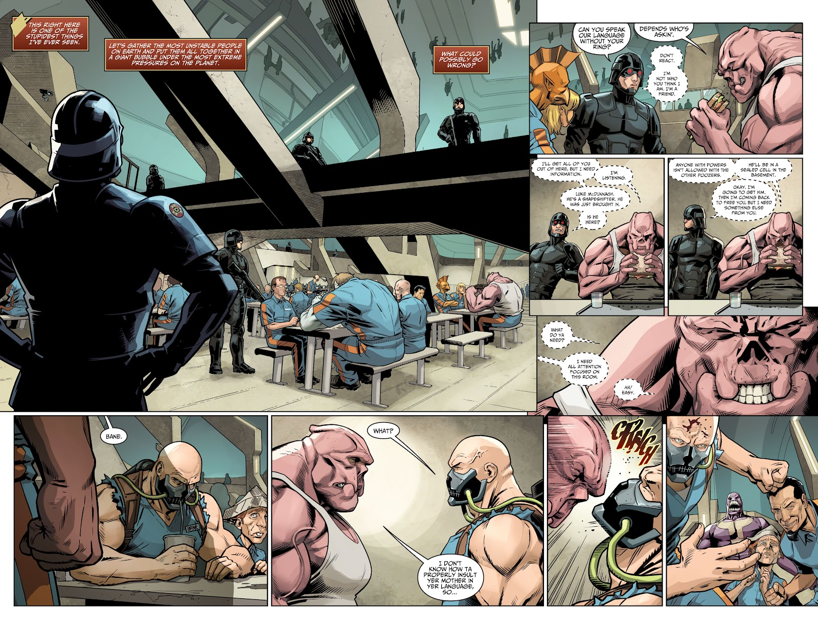 Injustice: Gods Among Us Year Four _Annual 1 #1 - English 23