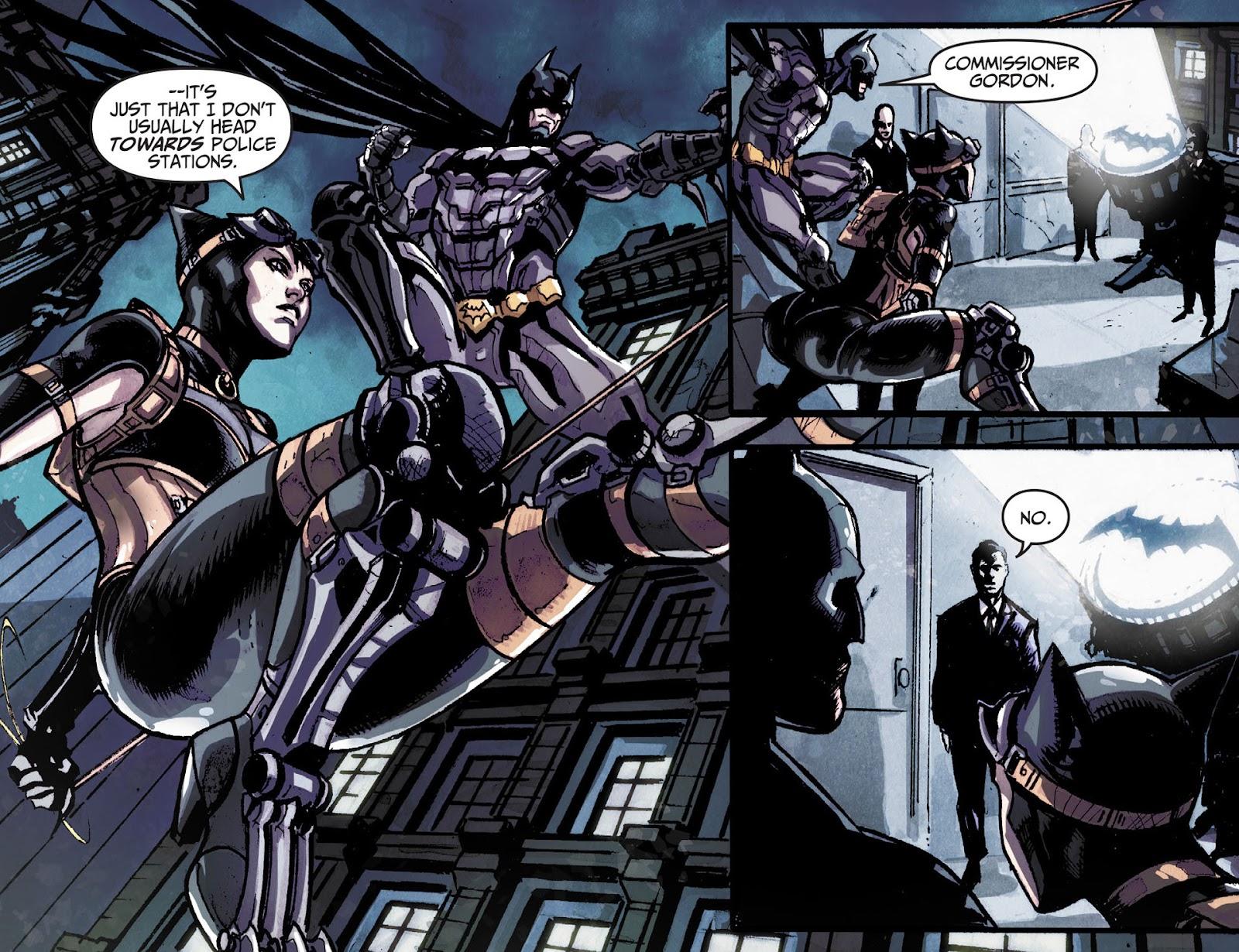 Injustice: Gods Among Us [I] Issue #18 #19 - English 4