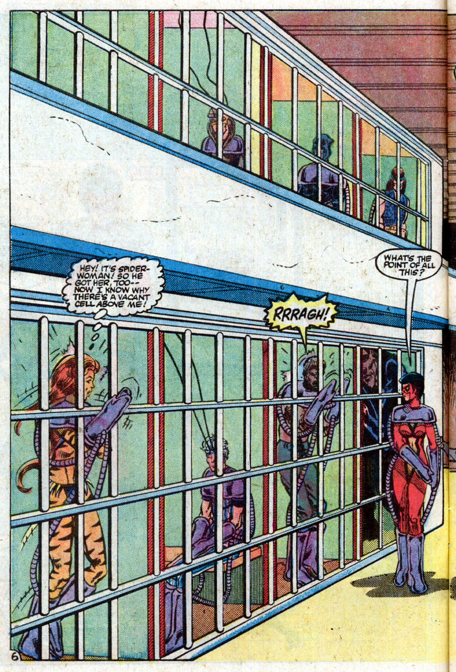 Spider-Woman (1978) #50 #50 - English 7