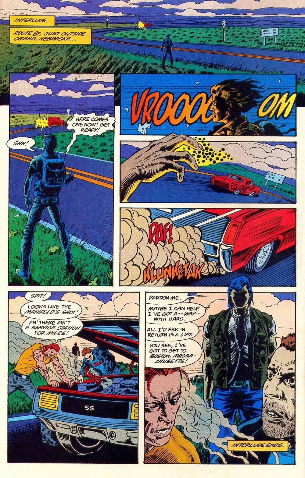 Read online Secret Defenders comic -  Issue #19 - 13