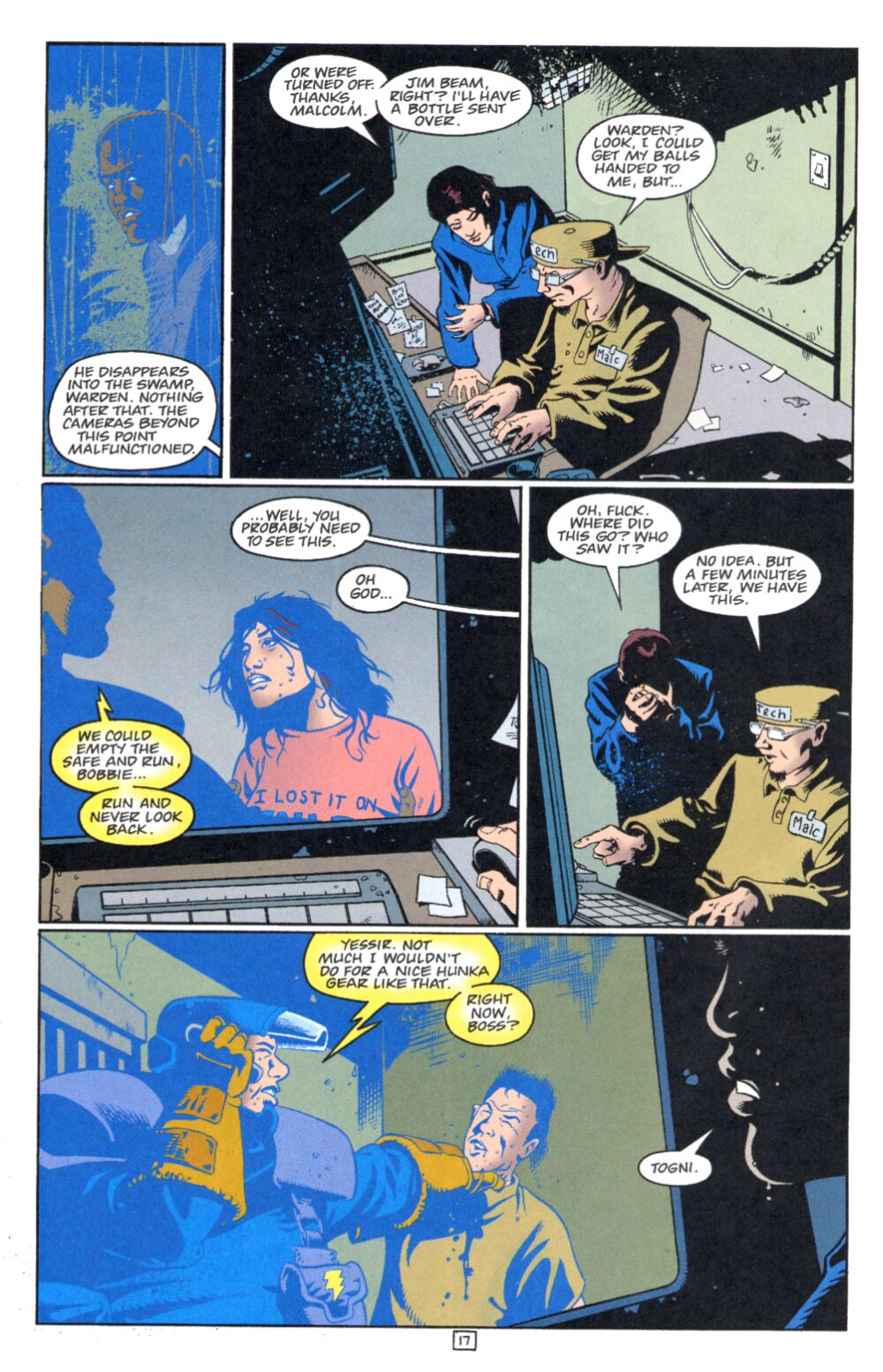 Cruel and Unusual 3 Page 18