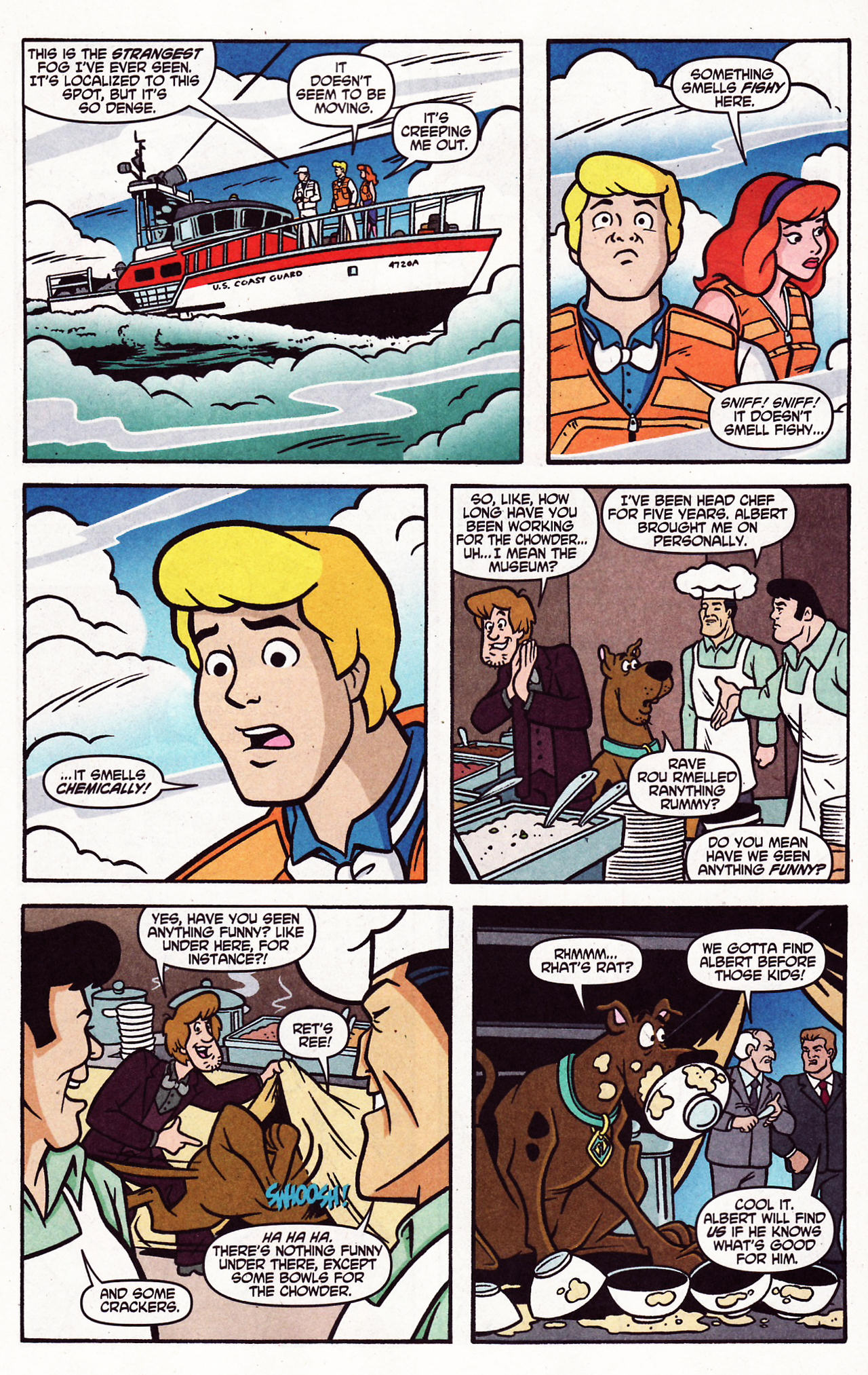 Read online Scooby-Doo (1997) comic -  Issue #121 - 6