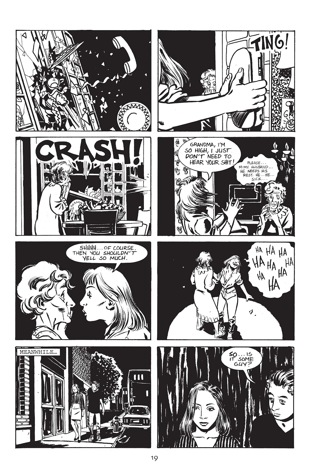 Stray Bullets Issue #3 #3 - English 21