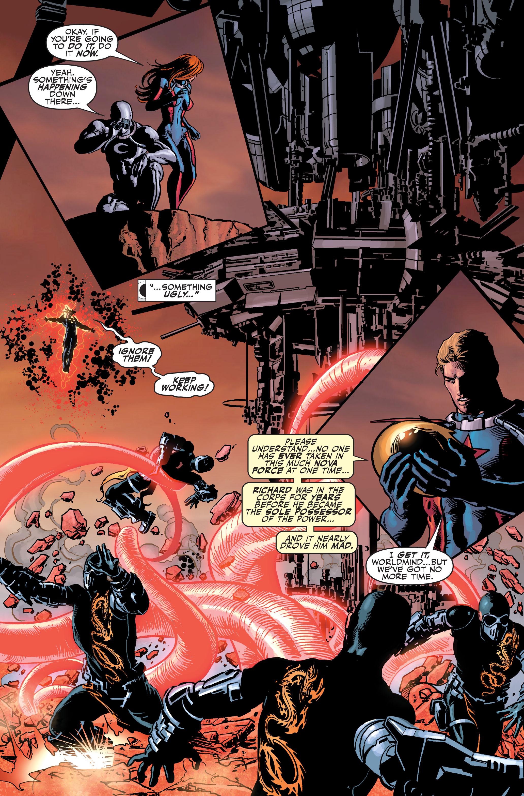 Read online Secret Avengers (2010) comic -  Issue #4 - 6