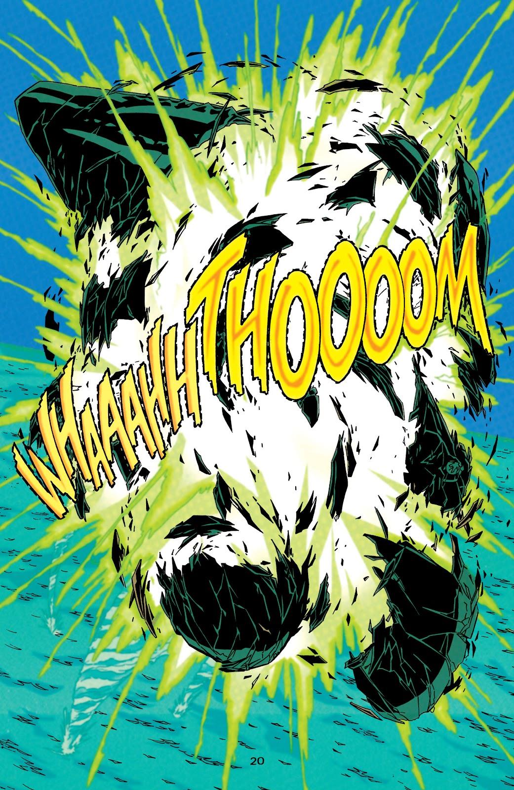 Aquaman (1994) Issue #48 #54 - English 20