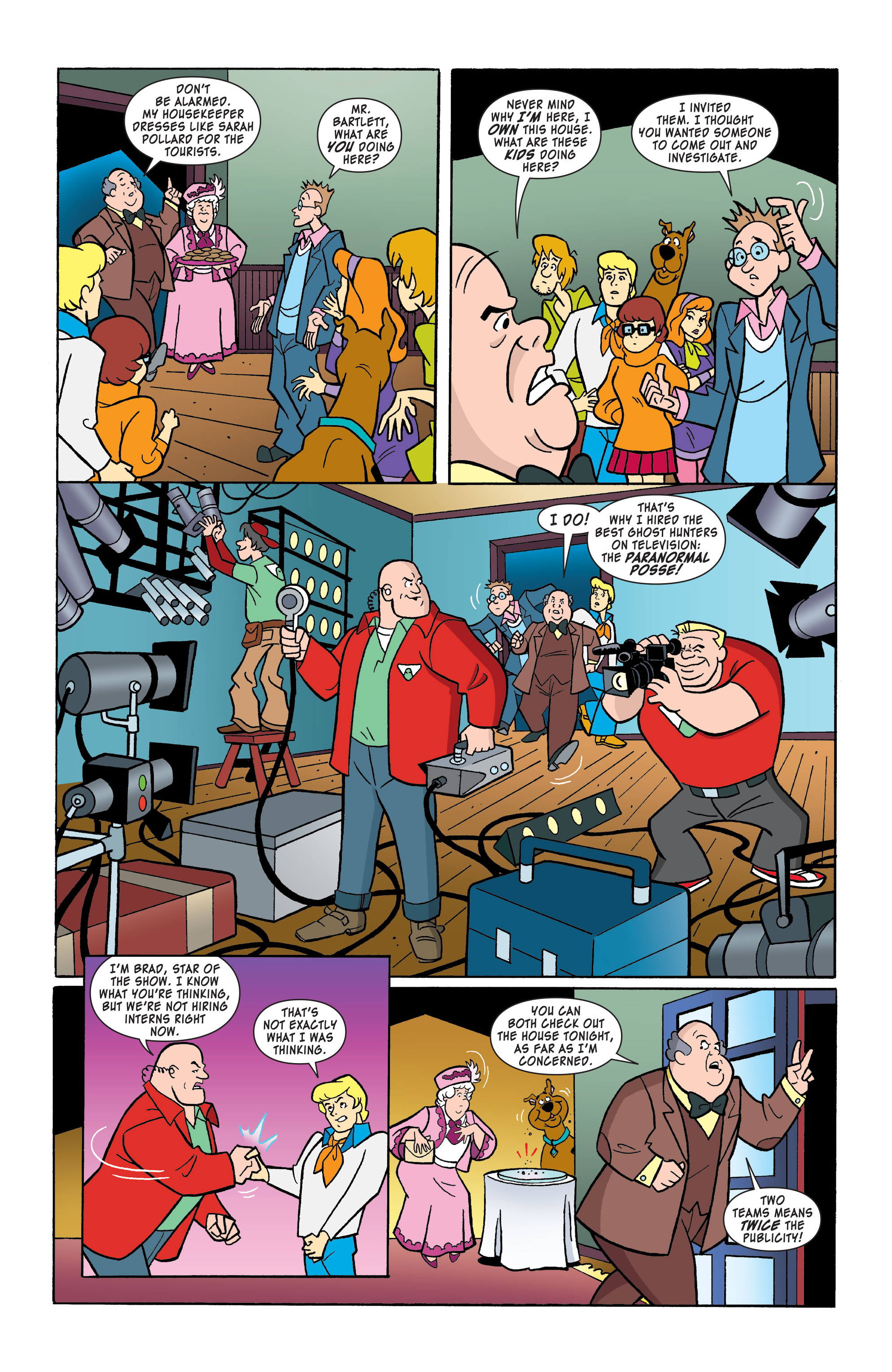 Read online Scooby-Doo: Where Are You? comic -  Issue #53 - 3