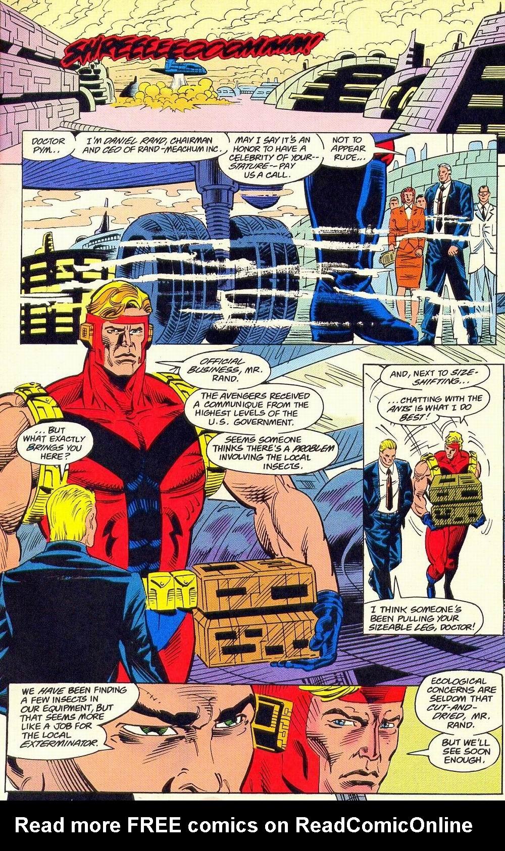 Read online Secret Defenders comic -  Issue #18 - 19