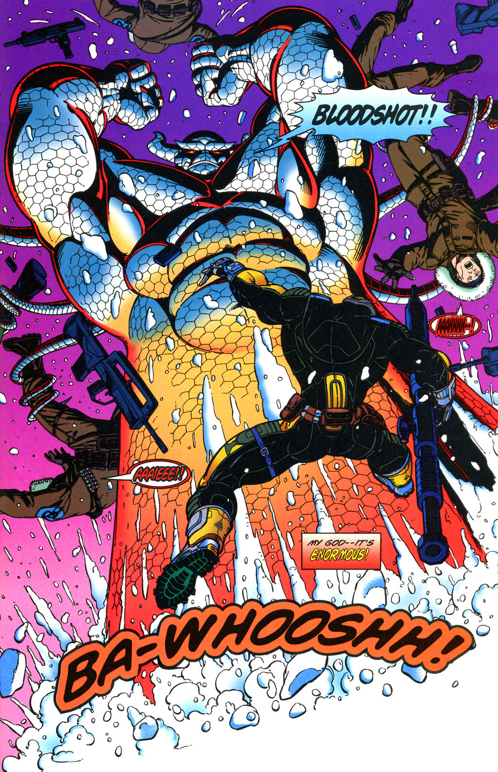 Read online Bloodshot (1993) comic -  Issue #50 - 17