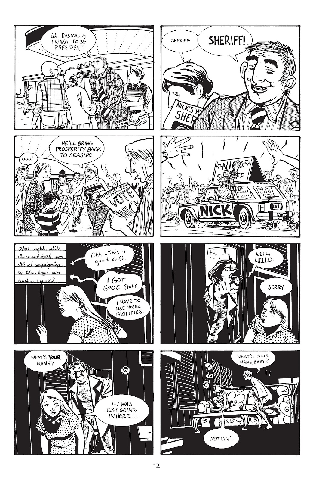 Stray Bullets Issue #13 #13 - English 14