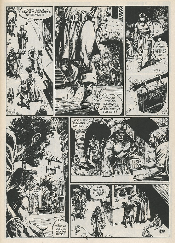 The Savage Sword Of Conan Issue #189 #190 - English 15
