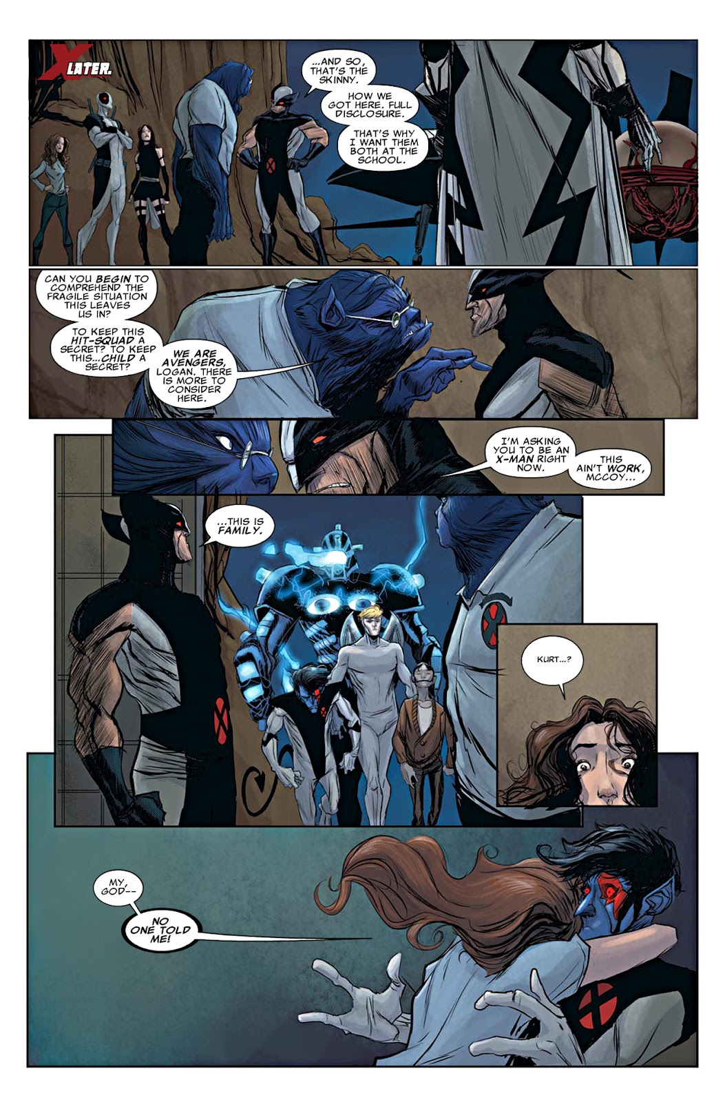 Uncanny X-Force (2010) Issue #19 #20 - English 18