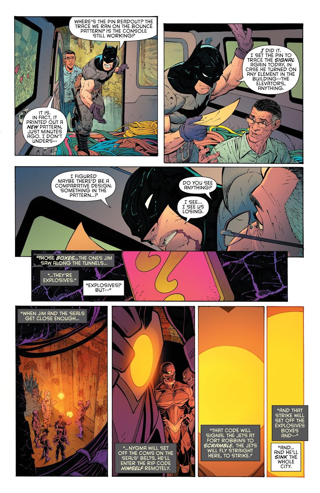 Batman (2011) Issue #32 #51 - English 14