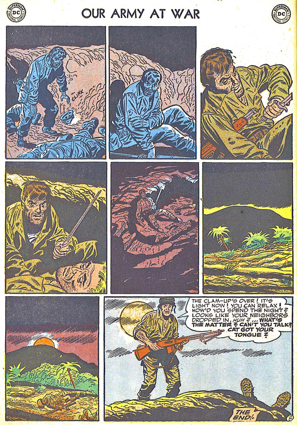 Our Army at War (1952) #1 #301 - English 18