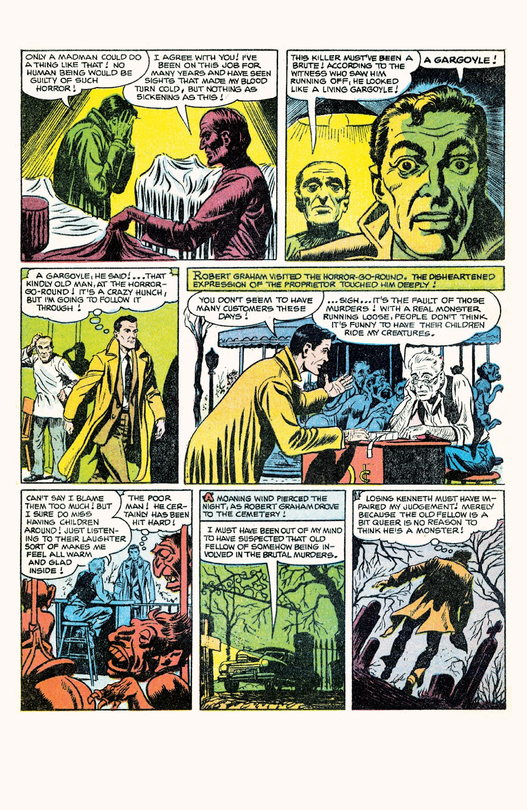 Haunted Horror Issue #9 #9 - English 43