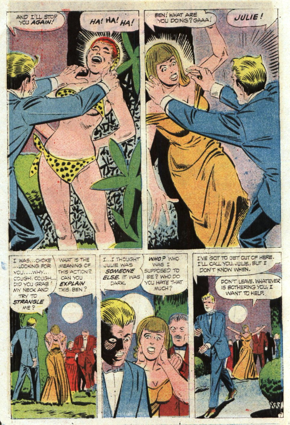 Read online Scary Tales comic -  Issue #12 - 24