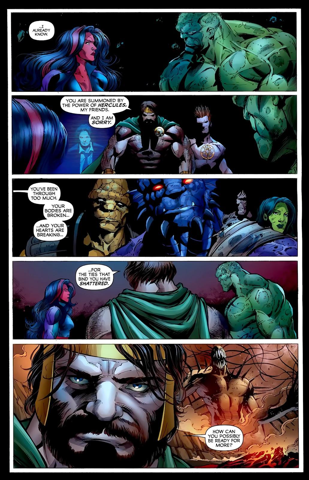 Incredible Hulks (2010) Issue #620 #10 - English 23