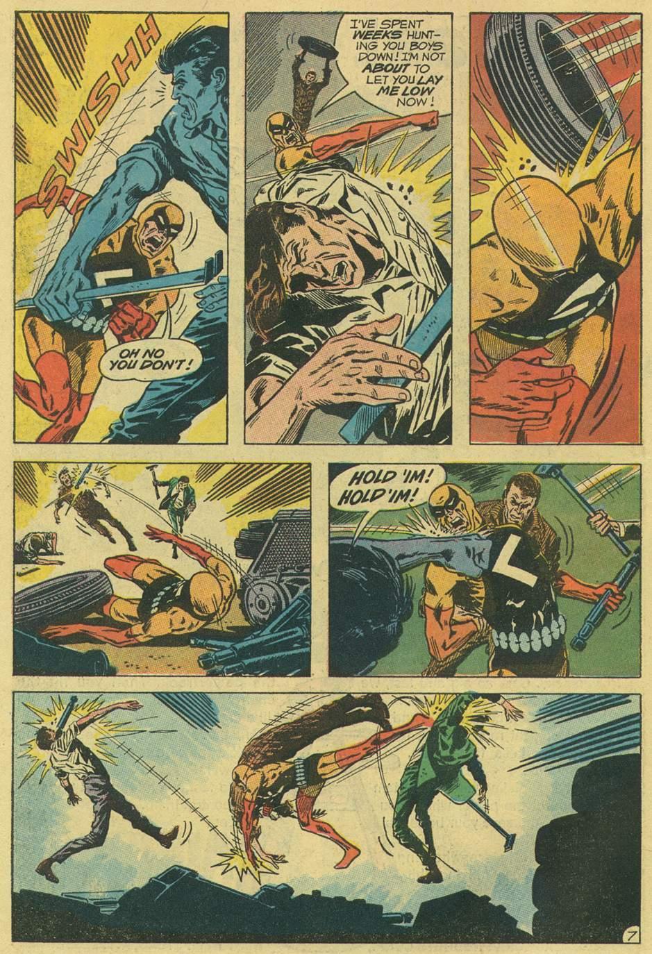 Aquaman (1962) Issue #56 #56 - English 10