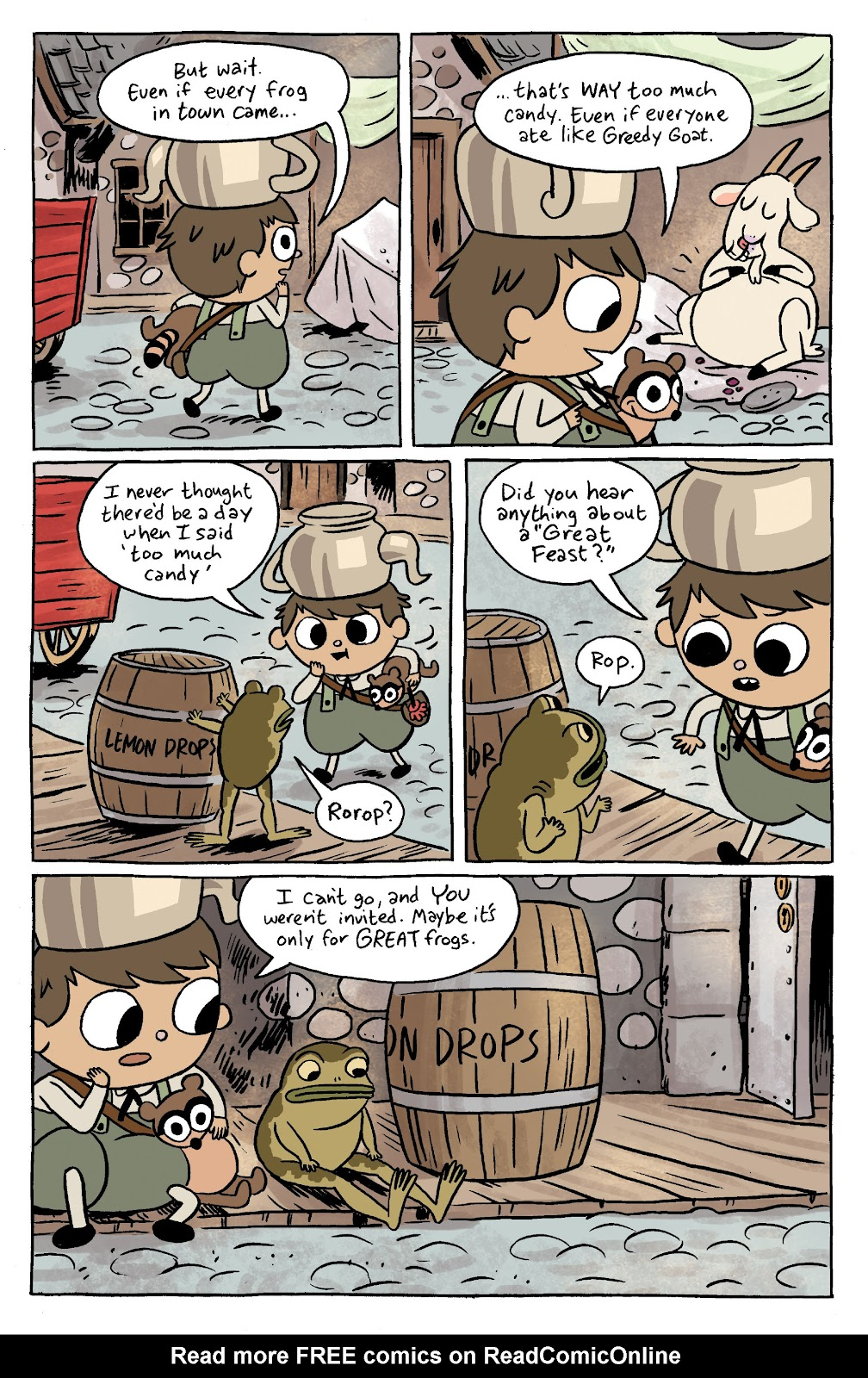 Over the Garden Wall (2016) Issue #12 #12 - English 11