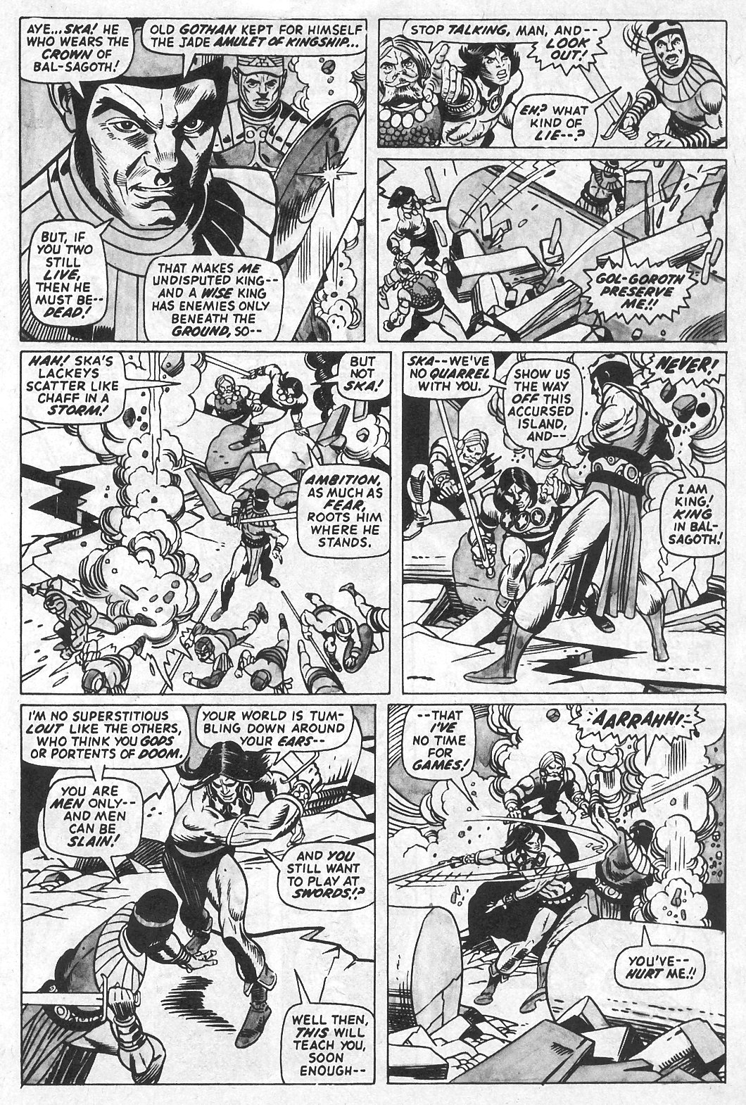 The Savage Sword Of Conan Issue #13 #14 - English 41