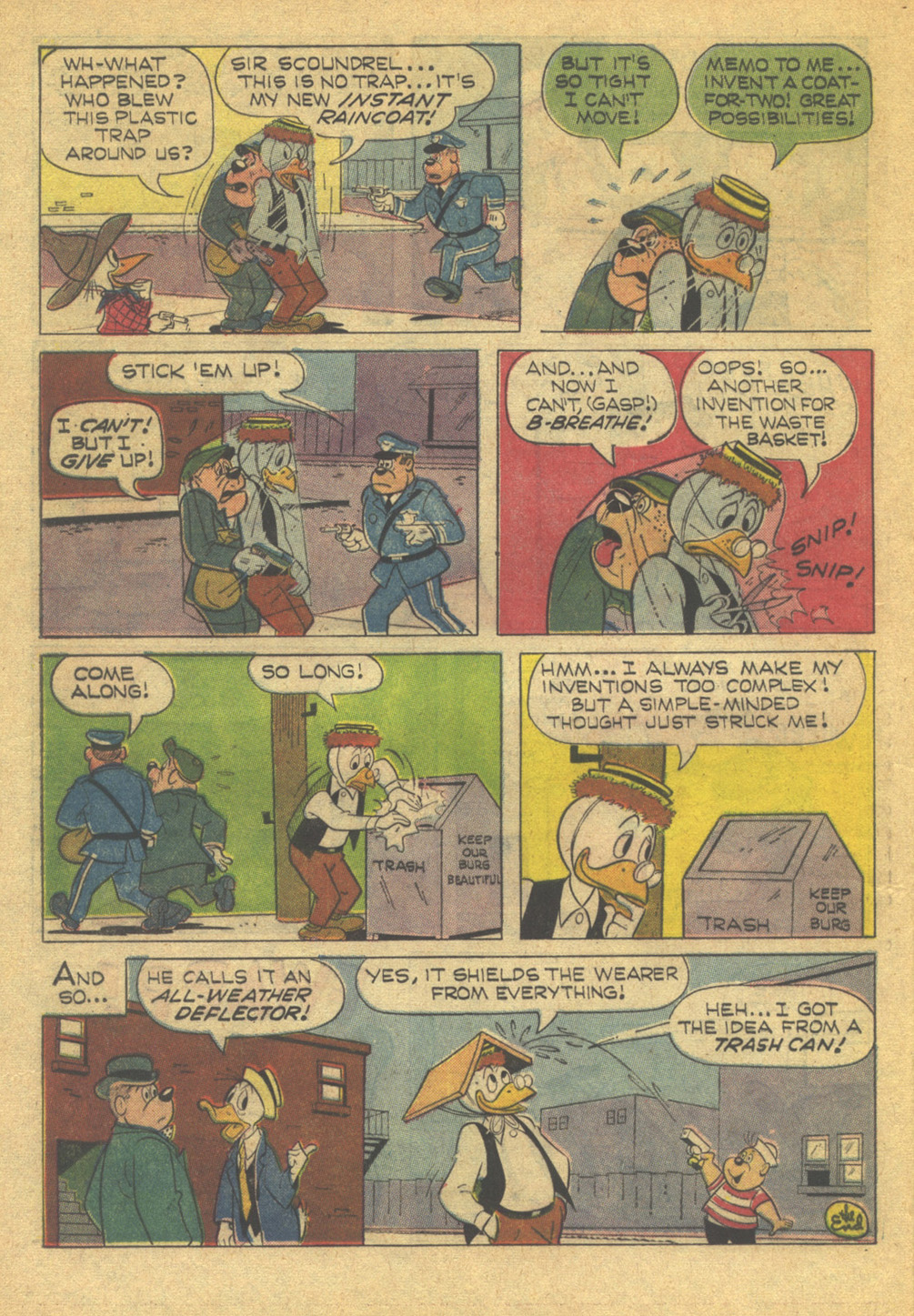 Uncle Scrooge (1953) Issue #79 #79 - English 20