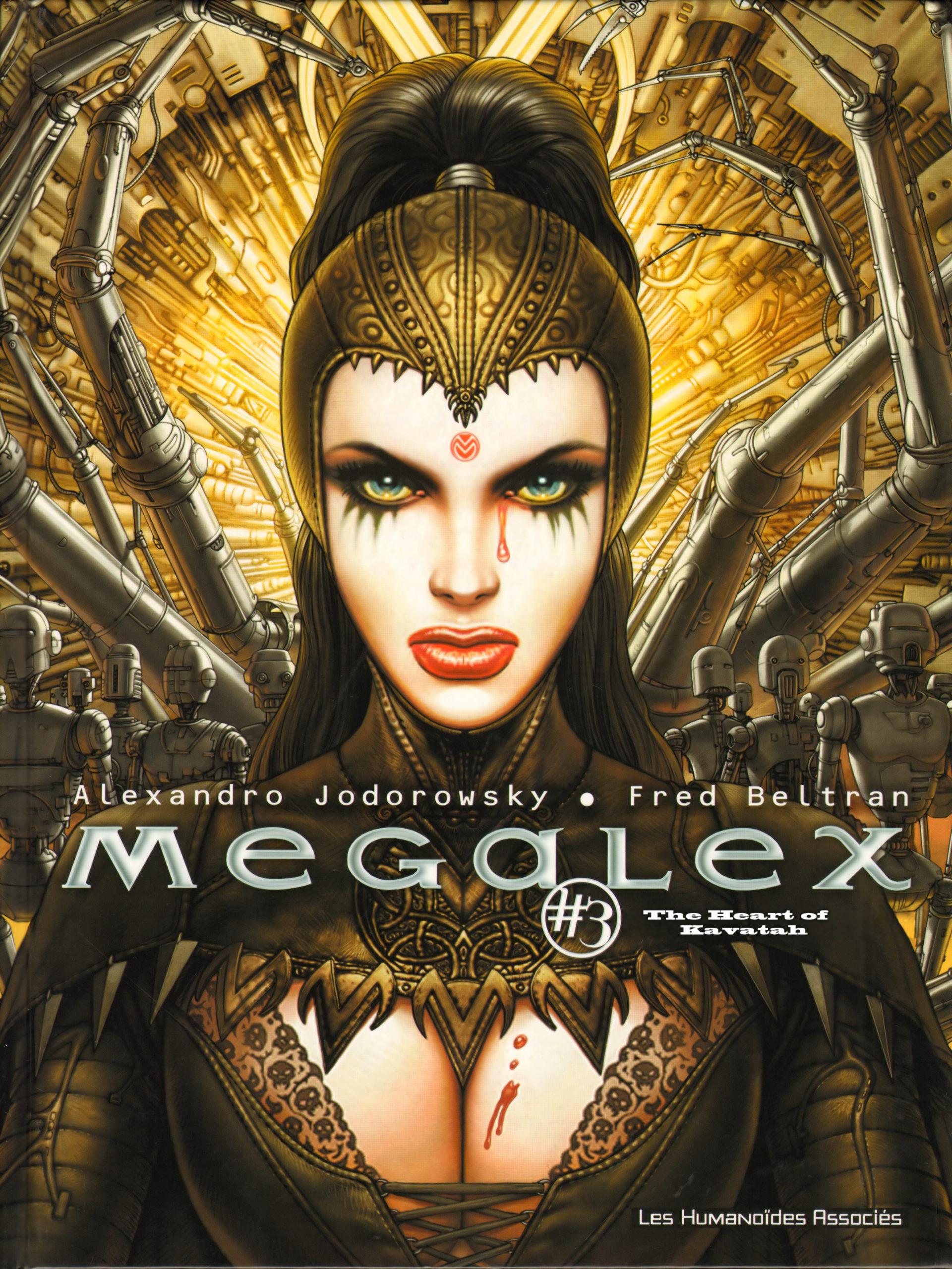 Megalex (2014) 3 Page 1
