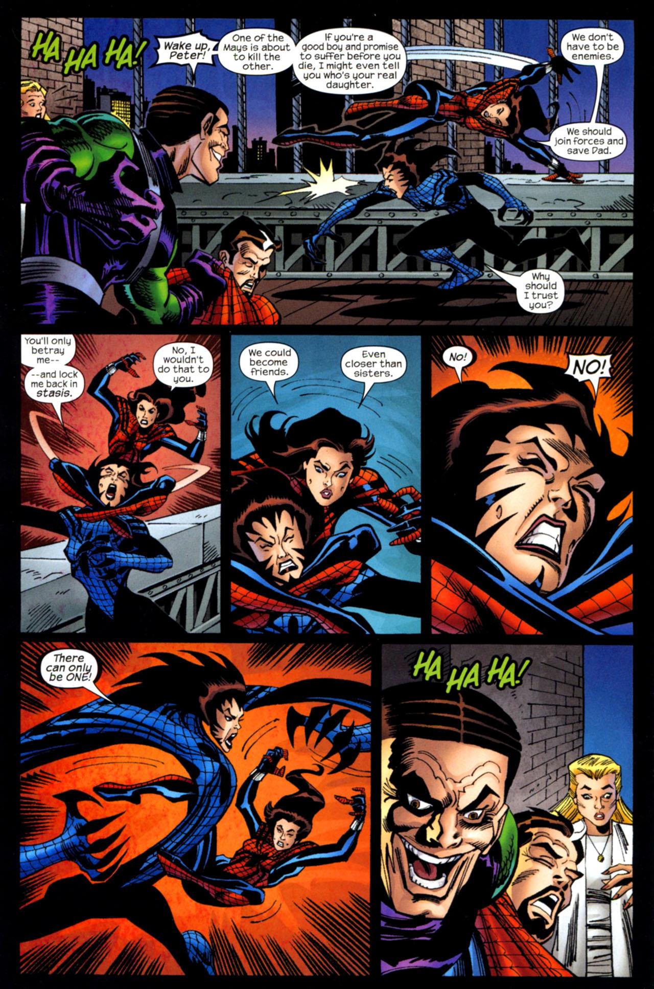 Amazing Spider-Girl #30 #31 - English 16