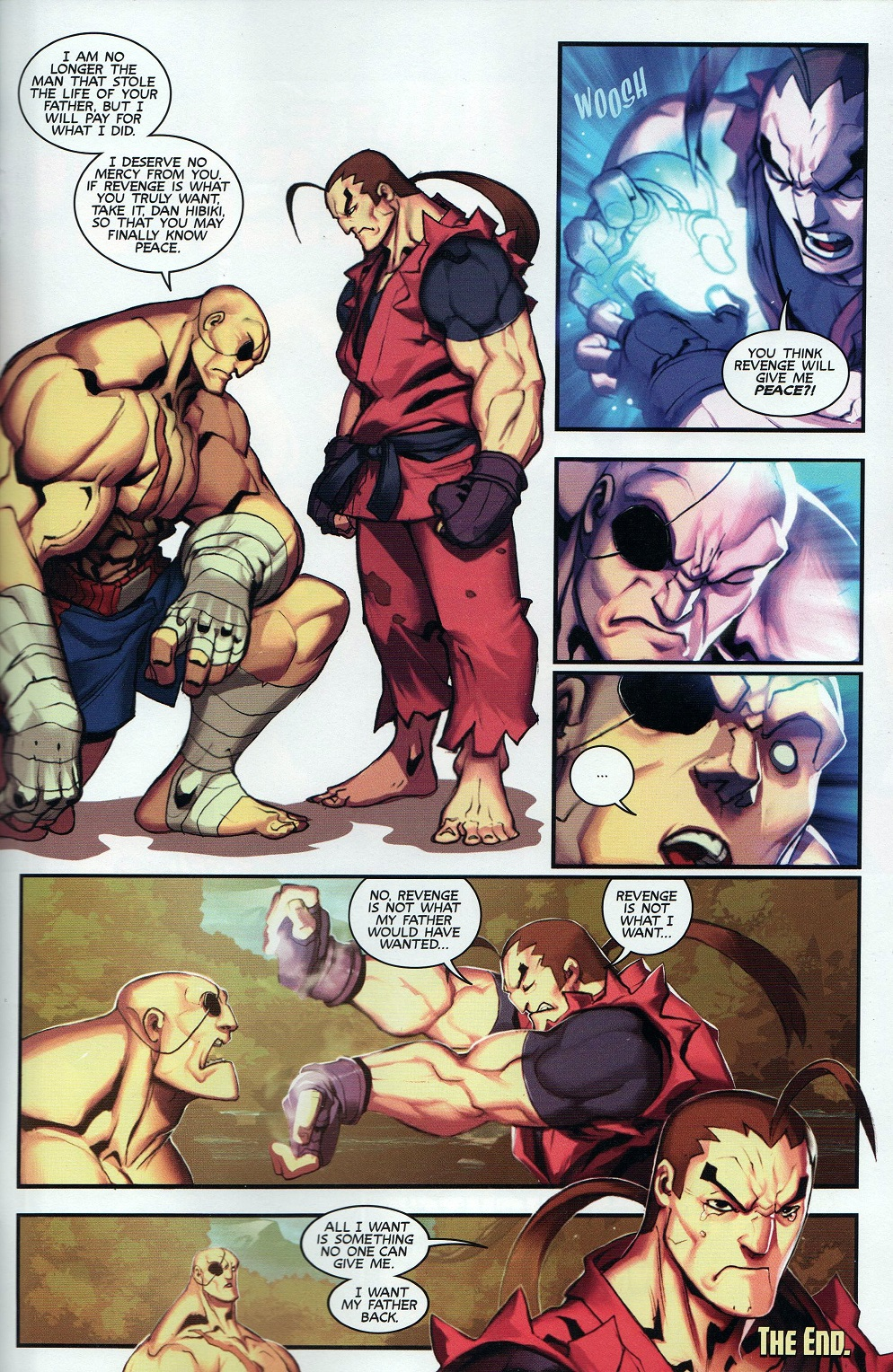Street Fighter Unlimited Issue #8 #10 - English 25