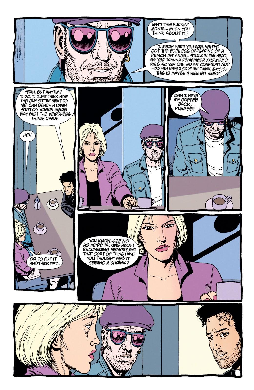 Preacher Issue #29 #38 - English 7