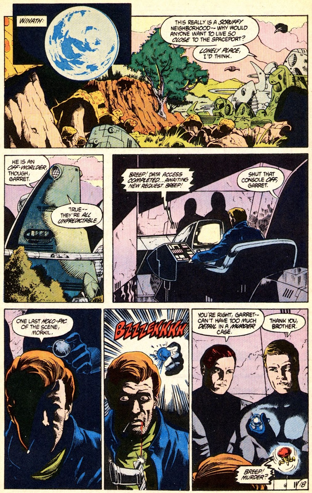 Tales of the Legion Issue #332 #19 - English 19