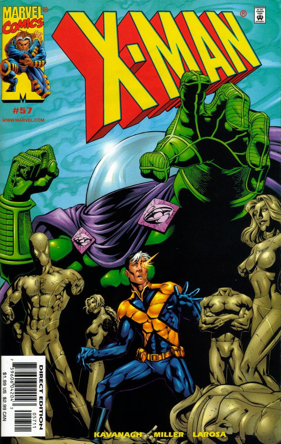 X-Man 57 Page 1