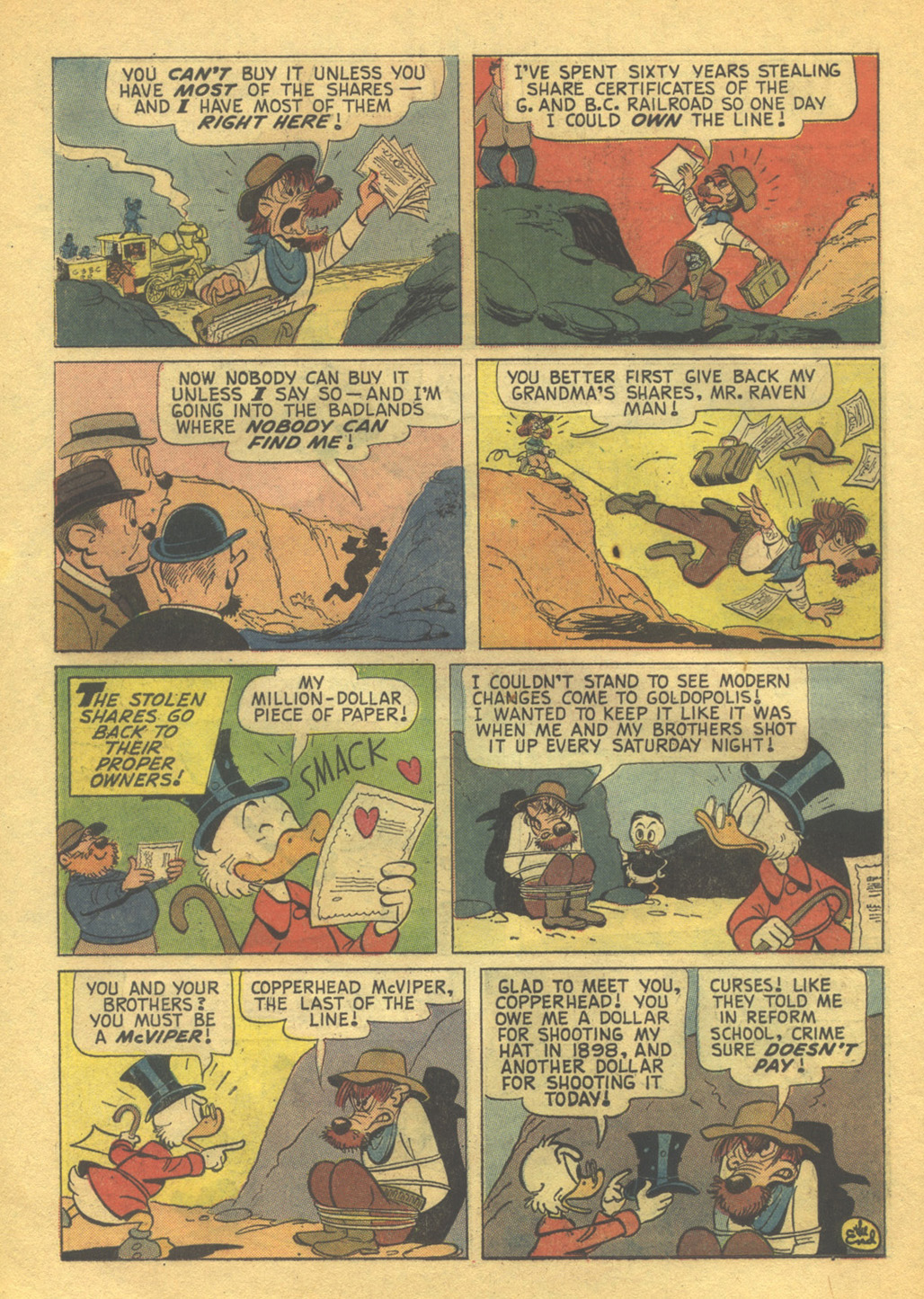 Uncle Scrooge (1953) Issue #56 #56 - English 26