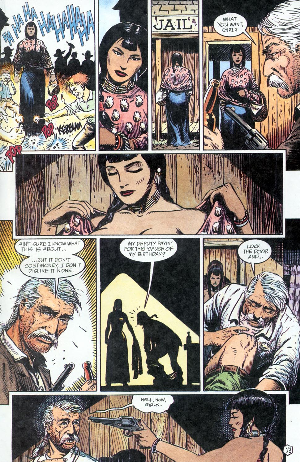 Jonah Hex: Two-Gun Mojo Issue #2 #2 - English 19
