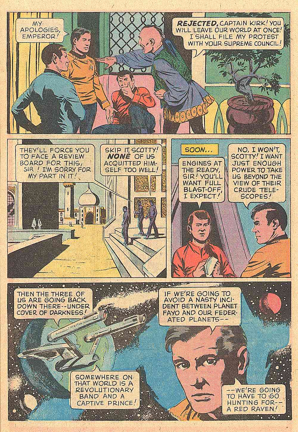 Star Trek (1967) #44 #44 - English 13