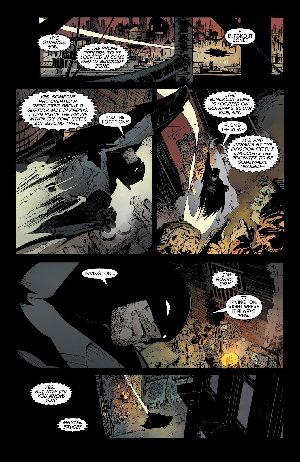 Batman (2011) Issue #10 #25 - English 6