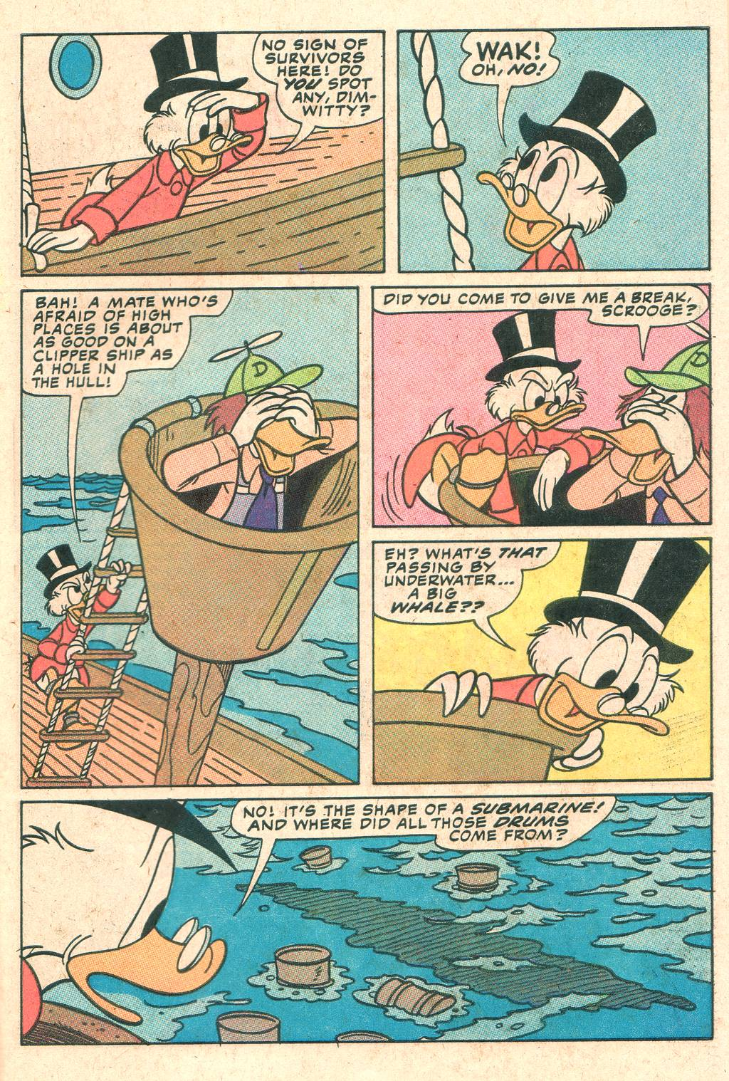 Uncle Scrooge (1953) Issue #205 #205 - English 31