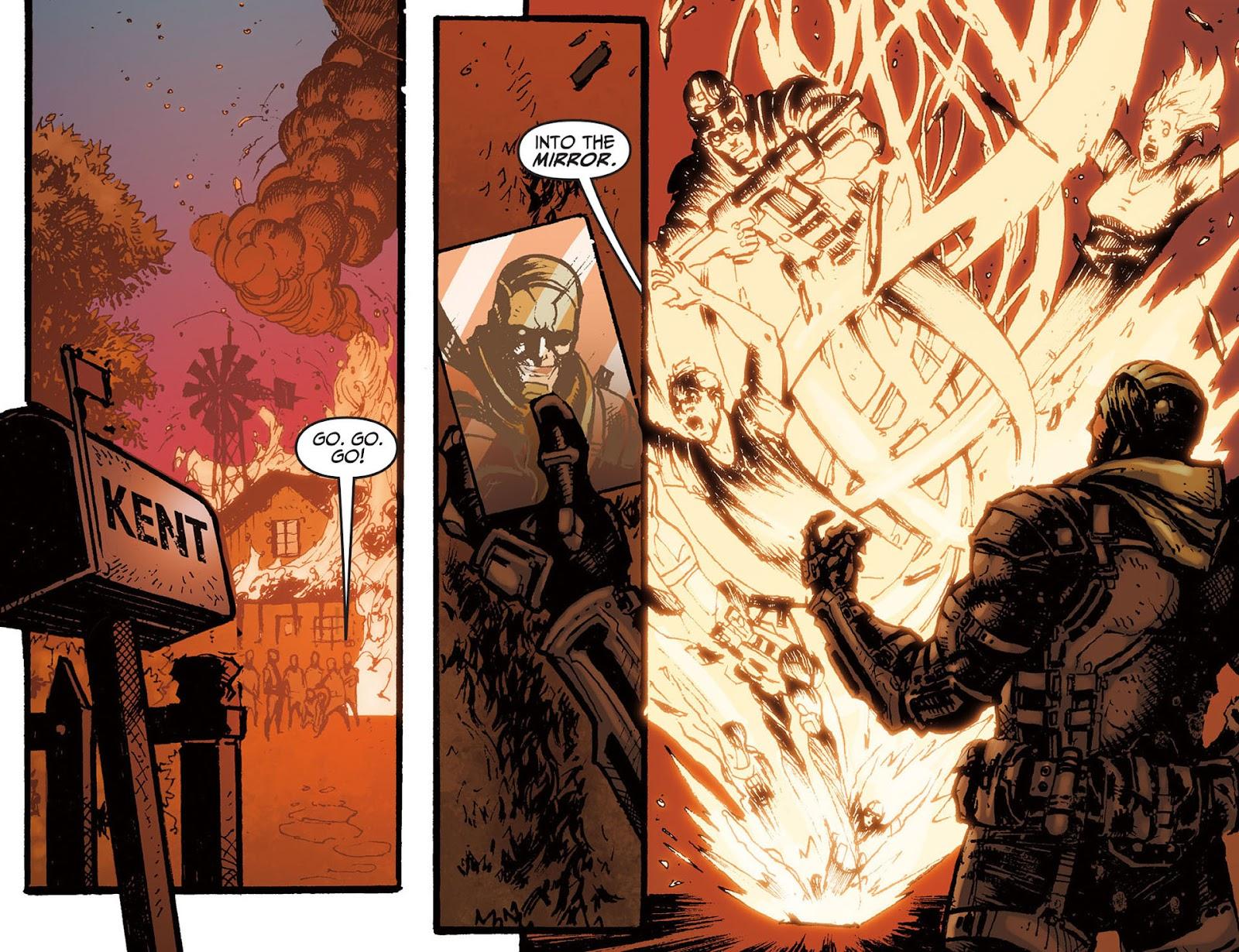Injustice: Gods Among Us [I] Issue #7 #8 - English 17