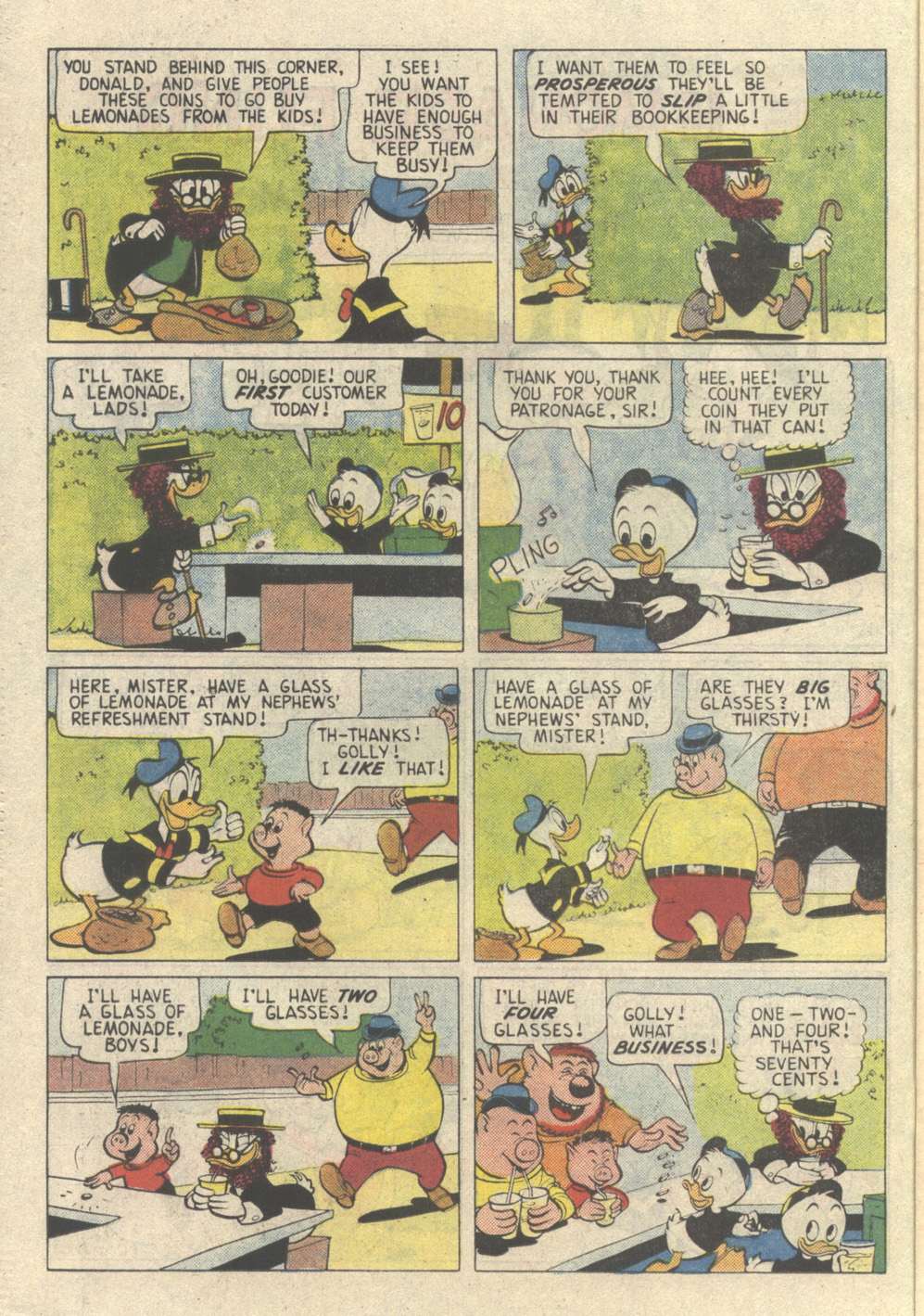 Uncle Scrooge (1953) Issue #225 #225 - English 14