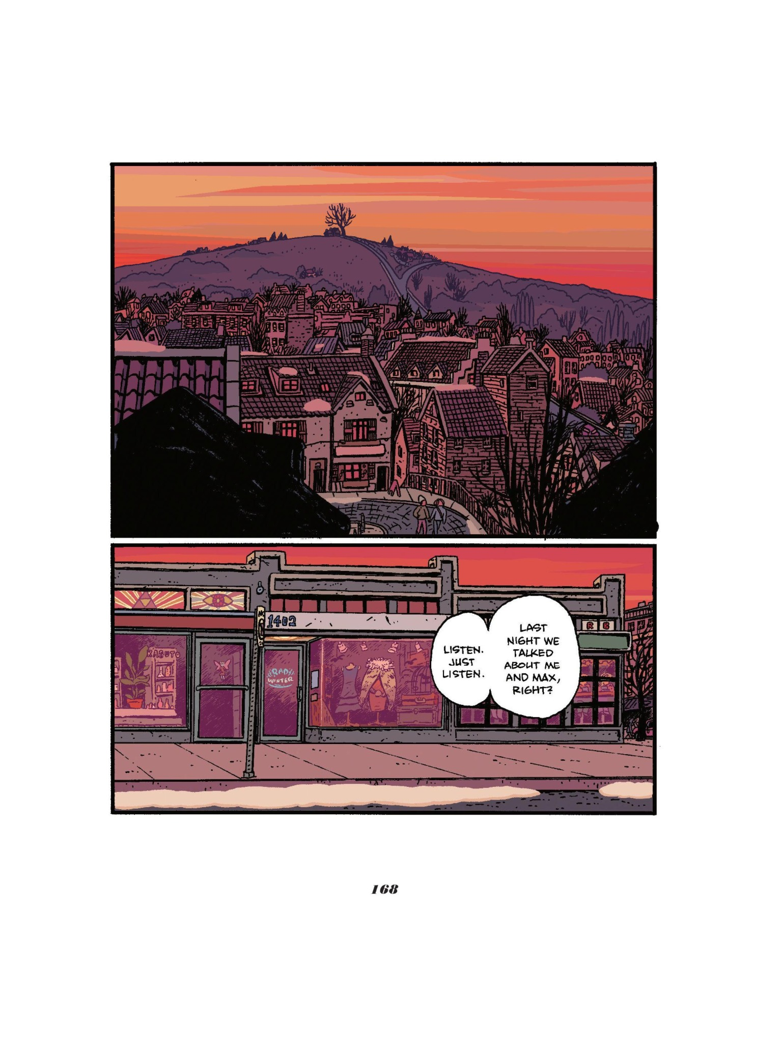 Read online Seconds comic -  Issue # Full - 169