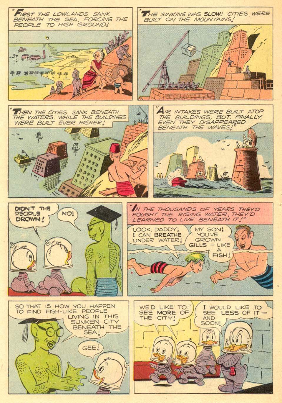 Uncle Scrooge (1953) Issue #5 #5 - English 26