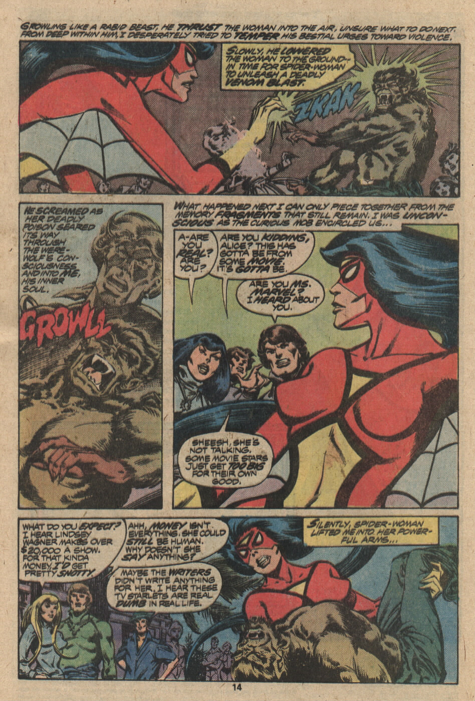 Spider-Woman (1978) #6 #45 - English 9