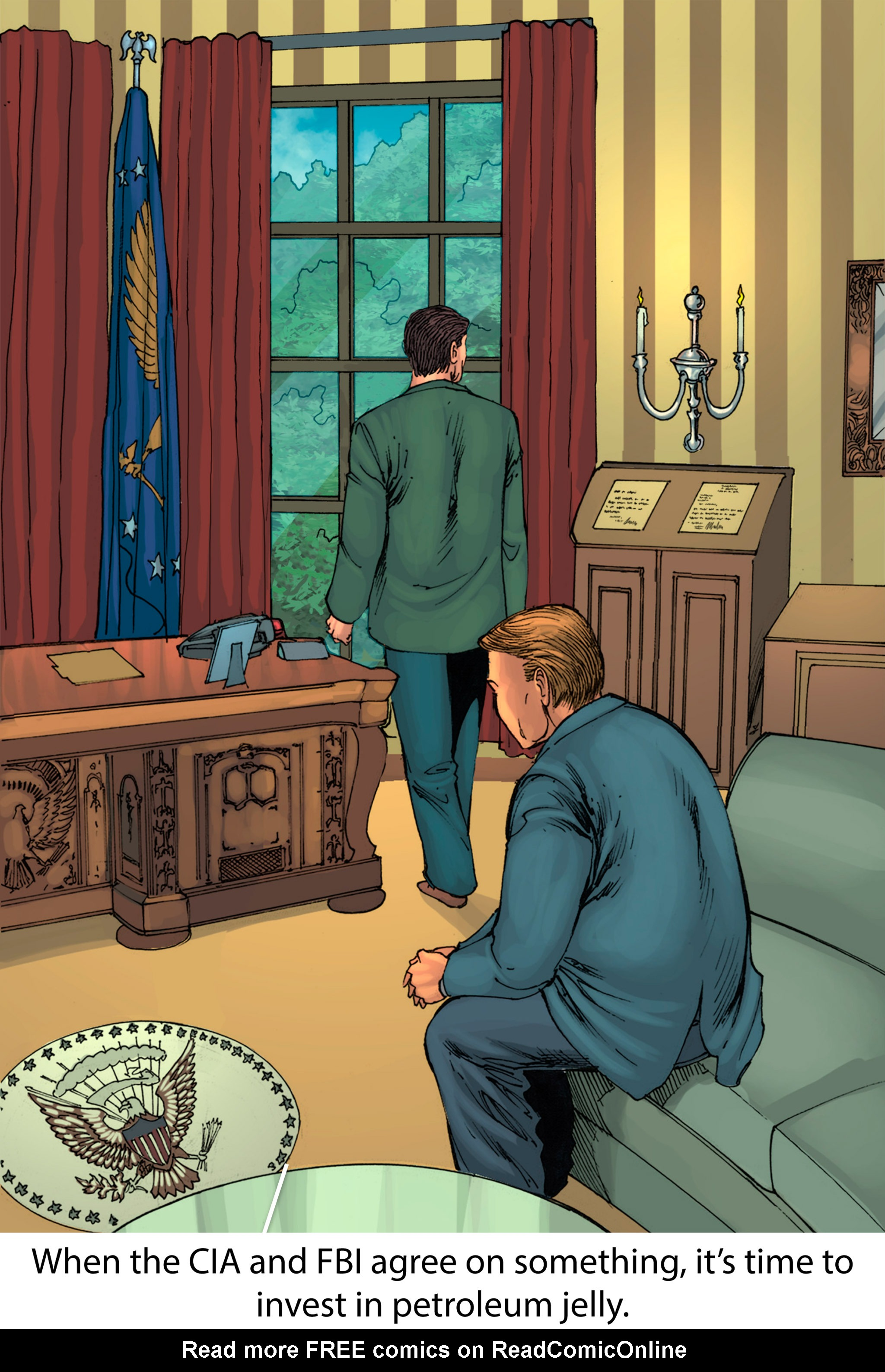 Read online Z-Men comic -  Issue #1 - 45