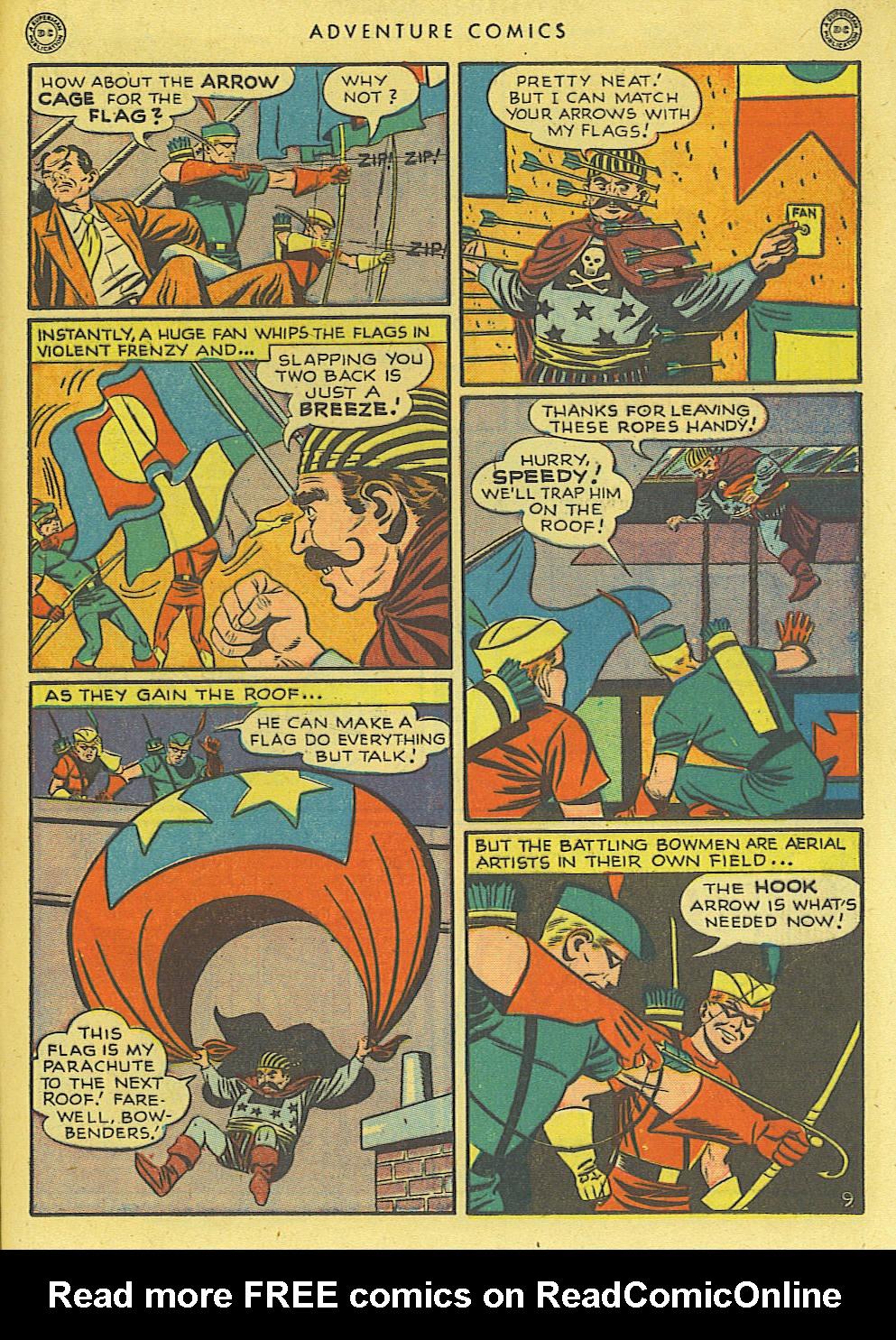 Read online Adventure Comics (1938) comic -  Issue #135 - 31