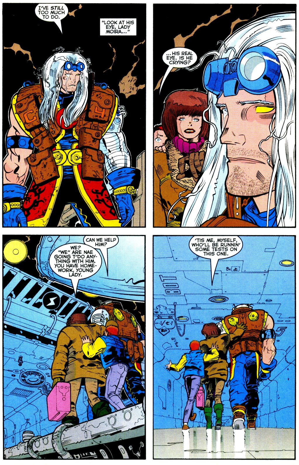 Cable (1993) #-1 #109 - English 15