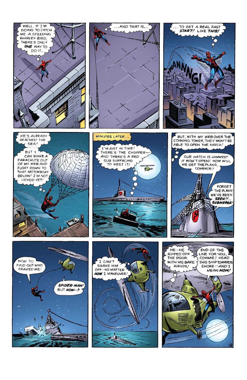 Amazing Fantasy #15: Spider-Man! Full #1 - English 37