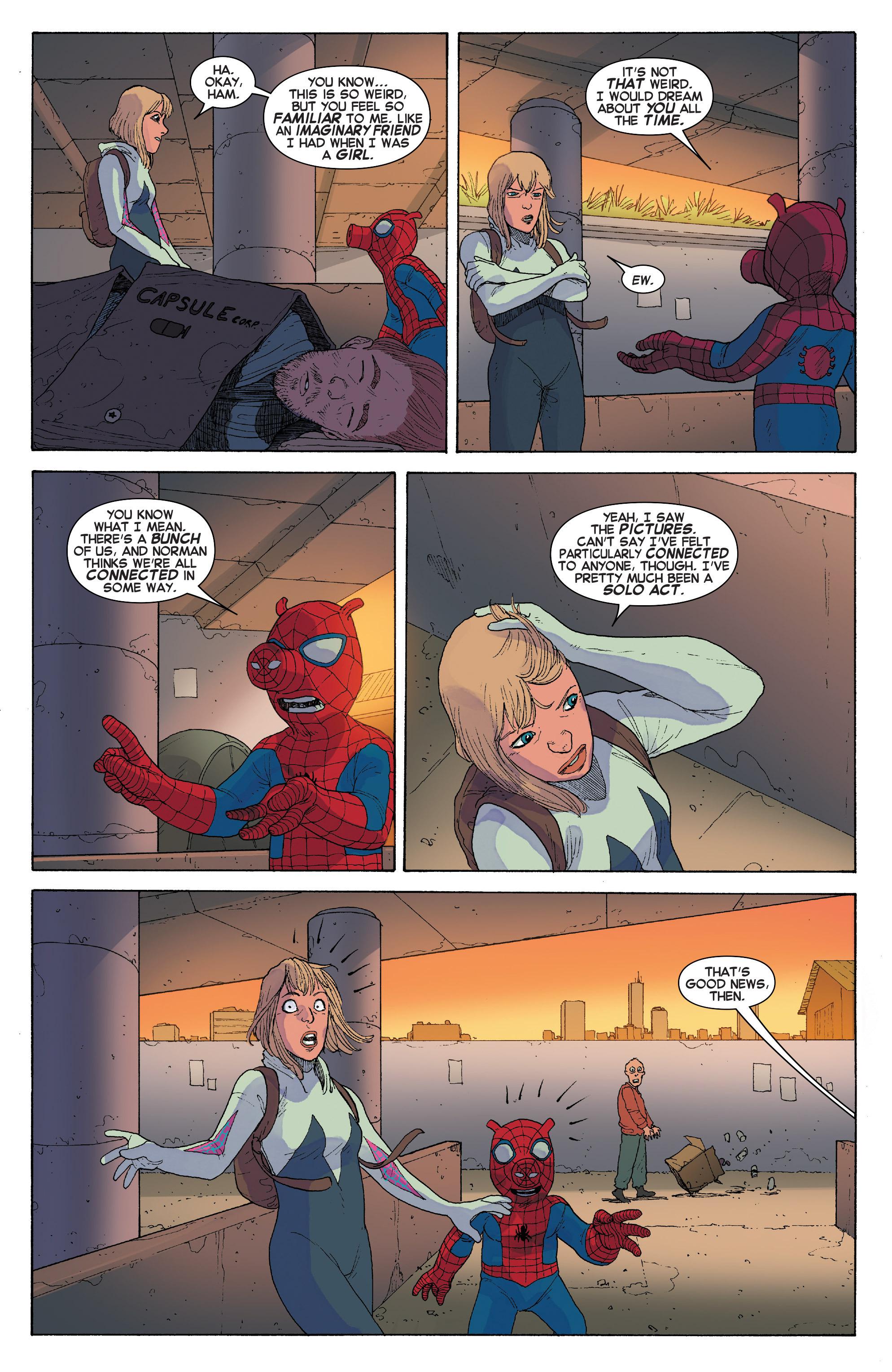 Read online Spider-Verse [II] comic -  Issue #2 - 8