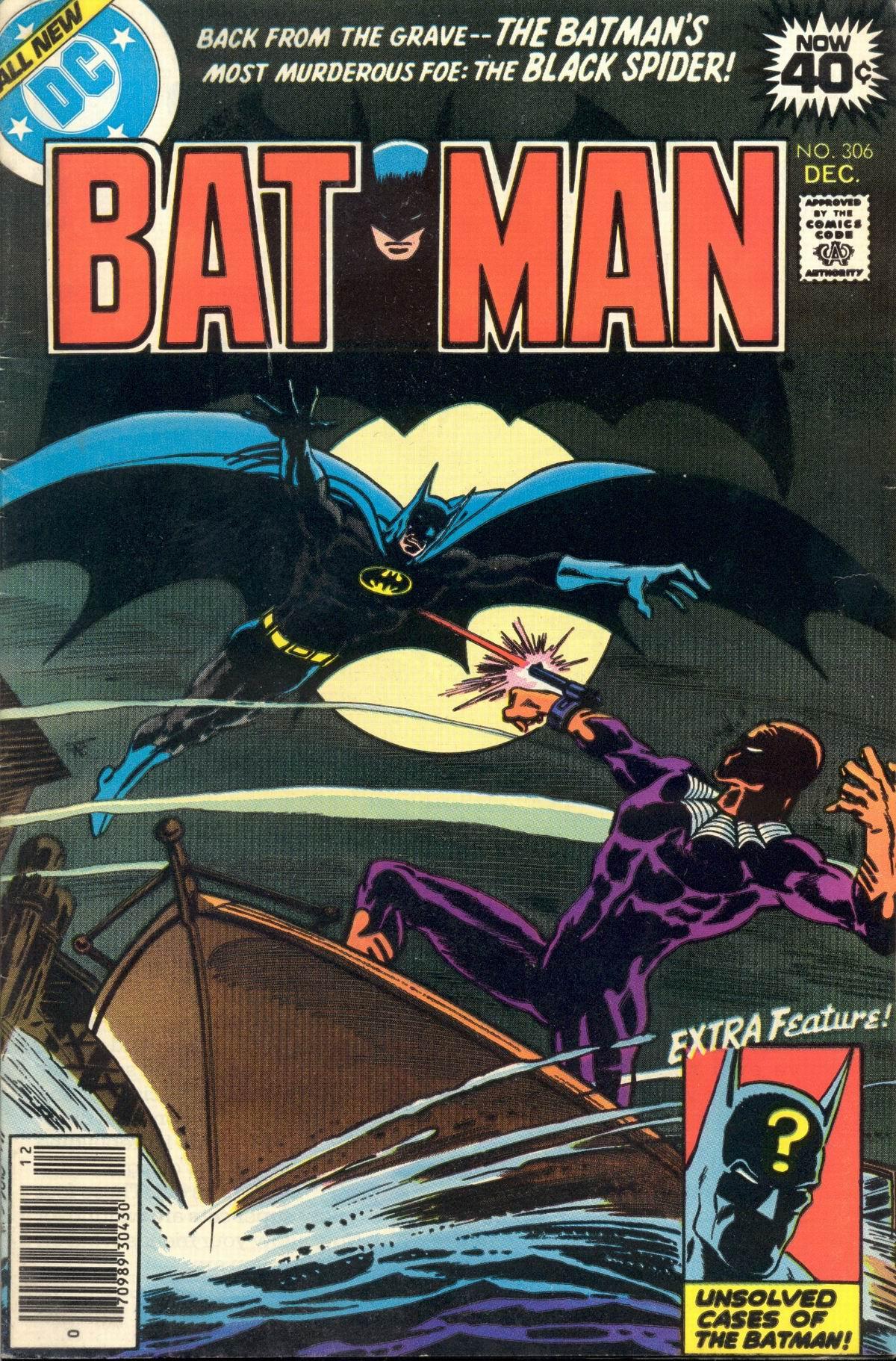 Batman (1940) 306 Page 1