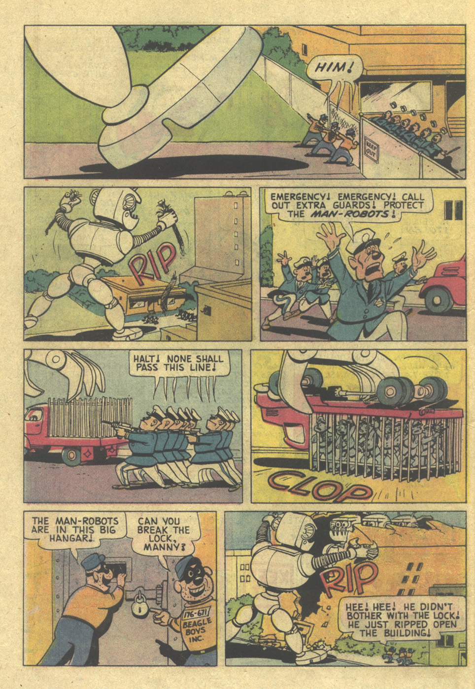 Uncle Scrooge (1953) Issue #115 #115 - English 10