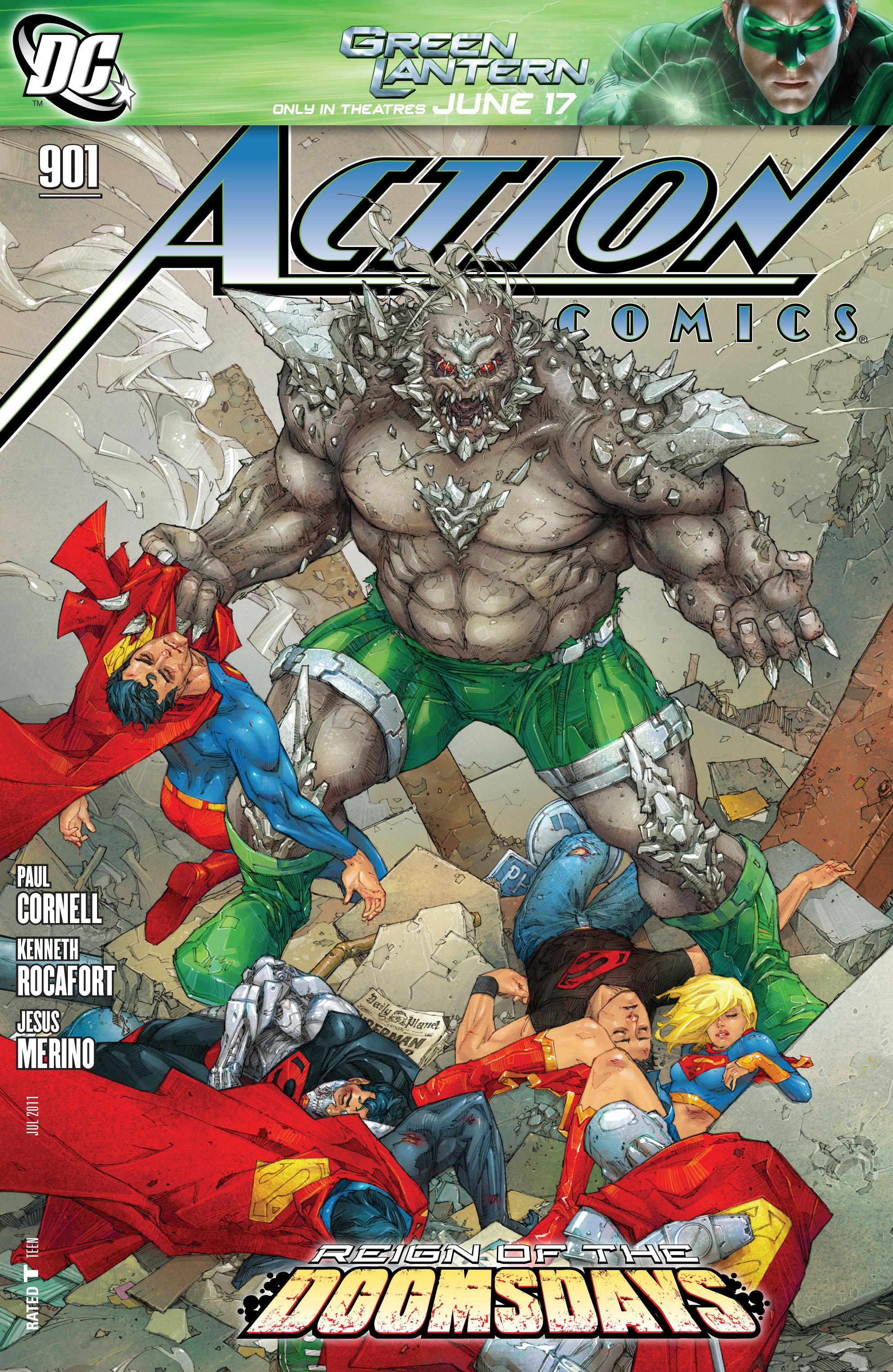 Action Comics (1938) 901 Page 1